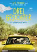 Filmplakat: Drei Gesichter (OV)