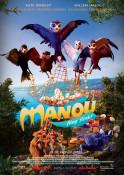 Manou - flieg' flink! - Kinoplakat