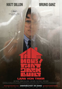 Filmplakat: The House That Jack Built (OV)