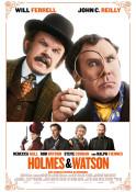 Filmplakat: Holmes & Watson (OV)