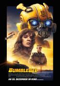 Bumblebee 3D - Kinoplakat