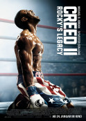 Filmplakat: Creed 2: Rocky's Legacy