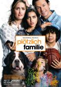 Plötzlich Familie - Kinoplakat