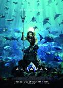Filmplakat: Aquaman 3D