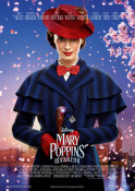 Mary Poppins' Rückkehr (OV) - Kinoplakat
