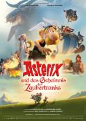 Asterix und das Geheimnis des Zaubertranks (OV) - Kinoplakat
