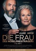 Die Frau des Nobelpreisträgers (OV) - Kinoplakat