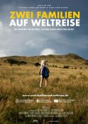 Zwei Familien auf Weltreise - Kinoplakat