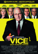 Vice - Der zweite Mann - Kinoplakat