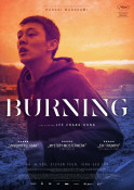 Burning - Kinoplakat