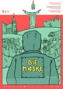 Die Maske - Kinoplakat