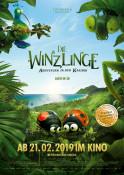 Die Winzlinge - Abenteuer in der Karibik - Kinoplakat
