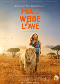 Filmplakat: Mia und der weiße Löwe (OV)
