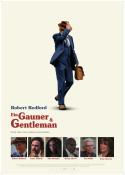 Ein Gauner & Gentleman - Kinoplakat