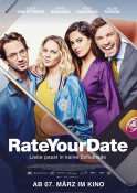 Rate your Date - Kinoplakat