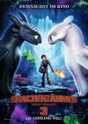 Filmplakat: Drachenzähmen leicht gemacht 3: Die geheime Welt 3D (OV)