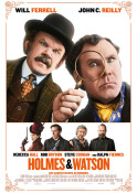 Filmplakat: Holmes & Watson