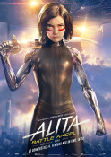 Alita: Battle Angel - Kinoplakat