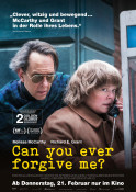 Can you ever forgive me? (OV) - Kinoplakat
