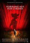 Vorhang auf für Cyrano - Kinoplakat