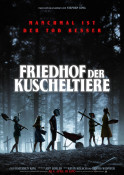 Filmplakat: Friedhof der Kuscheltiere