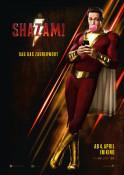 Filmplakat: Shazam!