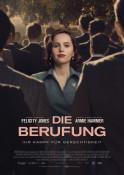 Die Berufung - Ihr Kampf für Gerechtigkeit (OV) - Kinoplakat