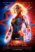 Captain Marvel 3D - Kinoplakat