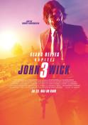 John Wick: Kapitel 3 - Kinoplakat