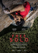 Free Solo (OV) - Kinoplakat