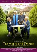 Tea with the Dames - Ein Unvergesslicher Nachmittag - Kinoplakat