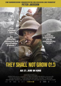 They shall not grow old (OV) - Kinoplakat