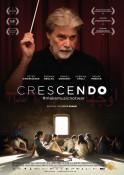 Crescendo #makemusicnotwar - Kinoplakat