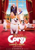 Royal Corgi - Der Liebling der Queen - Kinoplakat