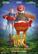 Filmplakat: Mister Link - Ein fellig verrücktes Abenteuer