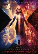 Filmplakat: X-Men: Dark Phoenix 3D
