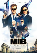 Men in Black: International - Kinoplakat