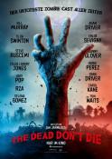 Filmplakat: The Dead Don't Die