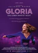 Gloria - Das Leben wartet nicht - Kinoplakat