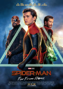 Spider-Man: Far From Home 3D - Kinoplakat
