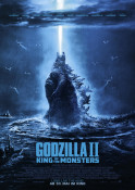 Filmplakat: Godzilla II: King of the Monsters