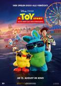 A Toy Story: Alles hört auf kein Kommando 3D - Kinoplakat