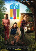 Die drei !!! - Kinoplakat