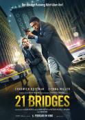 21 Bridges - Kinoplakat