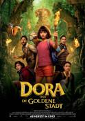 Filmplakat: Dora und die Goldene Stadt