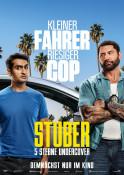 Stuber - 5 Sterne undercover - Kinoplakat