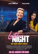 Late Night - Die Show ihres Lebens - Kinoplakat