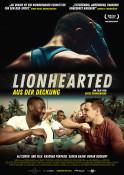 Lionhearted - Aus der Deckung - Kinoplakat