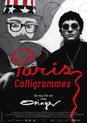 Paris Calligrammes - Kinoplakat