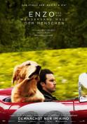 Enzo und die wundersame Welt der Menschen - Kinoplakat